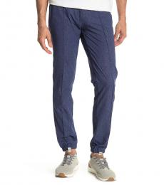 Blue Tech Suit Separates Pants