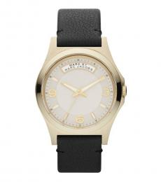 Marc Jacobs Black Dave Watch