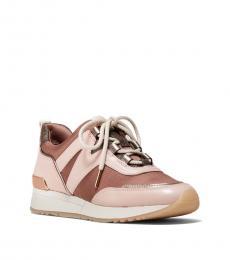 Michael Kors Dark Fawn Pippin Sneakers