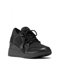 Black Liv Scuba Sneakers