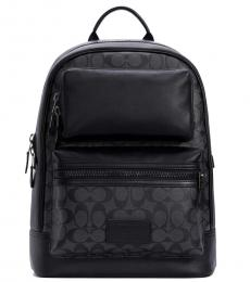 Coach Black Rider Large Backpack