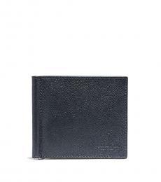 Coach Denim Money Clip Billfold Wallet