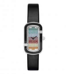 Black Crystals Classic Watch