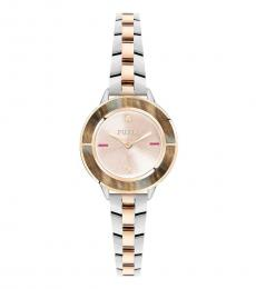 Furla Silver Striking Club Watch