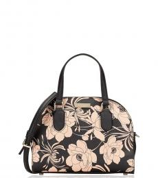 Black Reiley Laurel Way Small Satchel