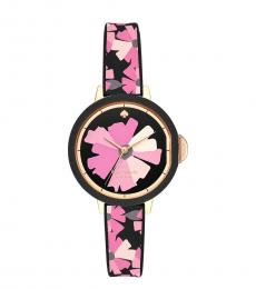 Kate Spade Black Park Row Watch
