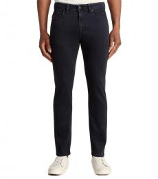 Diesel Faded Black Thommer Pantaloni Jeans