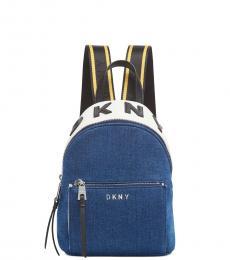 DKNY Denim Kayla Small Backpack