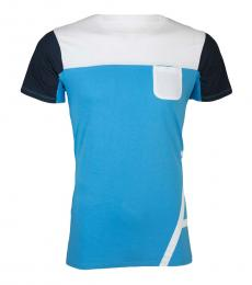Armani Exchange Aqua Slim Fit Logo T-Shirt