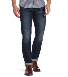 Lucky Brand Dark Blue Slim Leg Jeans