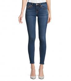 True Religion Dream Catcher Jennie Curvy Mid-Rise Jeans