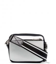 Givenchy White MC3 Mini Crossbody