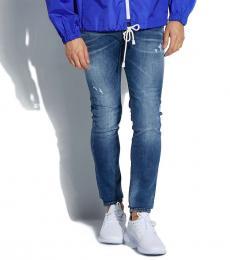 Diesel Blue Slim Skinny Jeans