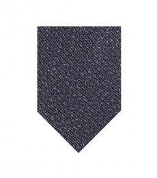Calvin Klein Grey Solid Modish Tie