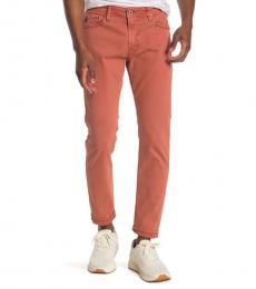 AG Adriano Goldschmied Rust Dylan Slim Skinny Jeans