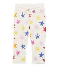 Stella McCartney Baby Boys Multi Star-Print Pants