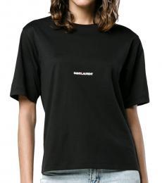Black Boyfriend Logo T-Shirt