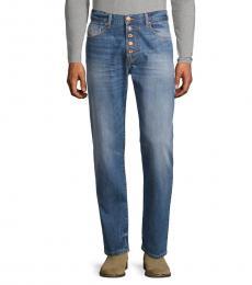 Diesel Denim Harky Straight Leg Jeans