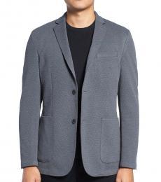 Vince Camuto Grey Slim Fit Sport Coat