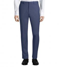 Navy Blue Mayer Trace Trousers