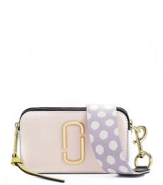 Marc Jacobs Blush Snapshot Small Crossbody