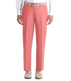 Ralph Lauren Coral Classic-Fit Linen Pants