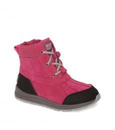 UGG Girls Fuchsia Turlock Boots
