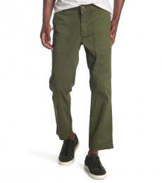 Olive Turner Fatigue Pants