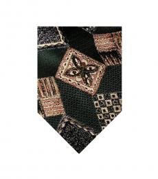 Multi Color Modern Box Print Tie