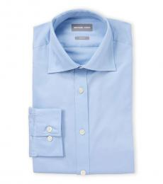 Michael Kors Bluestone Slim Fit Dress Shirt