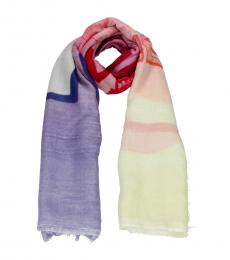 Stella McCartney Multicolor Modish Scarf