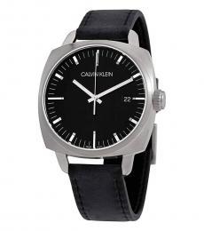 Calvin Klein Black Fraternity Modish Watch