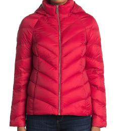 Michael Kors Scarlet Short Packable Puffer Jacket