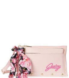Juicy Couture Macaroon In Bloom Medium Crossbody