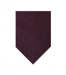 Purple Fashion Slim Tie