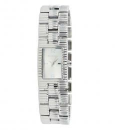 BCBGMaxazria Silver Bracelet Watch