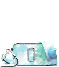 Marc Jacobs Blue Snapshot Dye Small Crossbody Bag