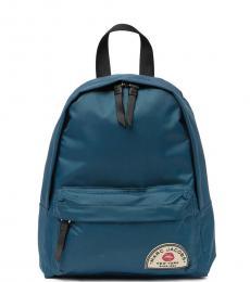 Deep Teal Collegiate Medium Backpack