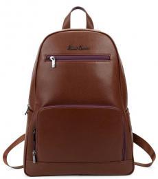 Robert Graham Brown Mariel Classic Large Backpack