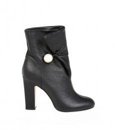 Jimmy Choo Black Bethame Boots