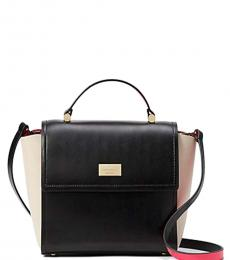 Kate Spade Black Arbour Hill Charline Small Satchel