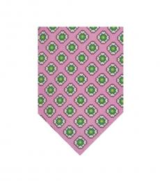 Light Pink Foulard Tie