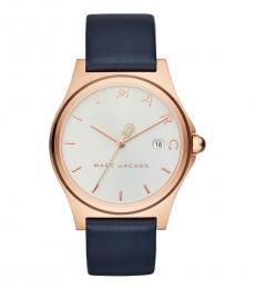 Blue Henry Watch