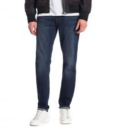 Lucky Brand Dark Blue Slim Fit Jeans