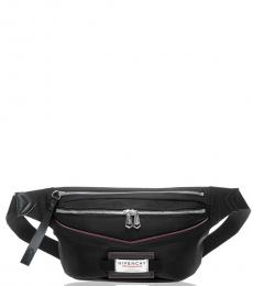 Black Downtown Fanny Pack