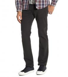 Dark Grey Matchbox Slim Fit Pants