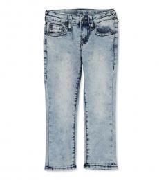 Little Boys Light Blue 5-Pocket Jeans