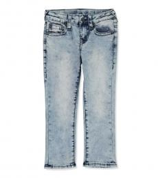 True Religion Little Boys Light Blue 5-Pocket Jeans