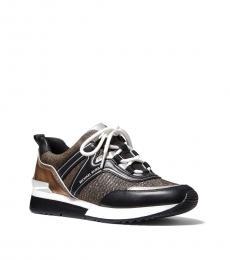 Michael Kors Bronze Pippin Sneakers