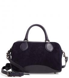 Rebecca Minkoff Navy Blue Pippa Medium Duffle Bag